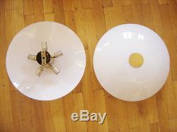 1 x Mid Century Modern'GELA 40' Wall Light CEILING LAMP by FLORIAN SCHULZ 5xE14