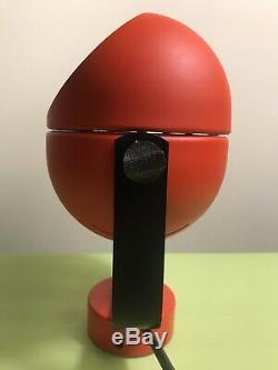 ATOMIC SPACE AGE MID CENTURY MODERNIST EYEBALL SPOT LIGHT WALL SCONCE LAMP 1970s