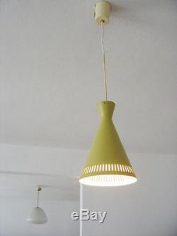 Diabolo MID CENTURY MODERN Pendant Lamp LIGHT Arteluce STILNOVO Sarfatti ERA 1/2