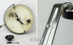 FASE MADRID Vintage Desk Light Lamp Mid Century Eames Sputnik Modern Bauhaus 60s