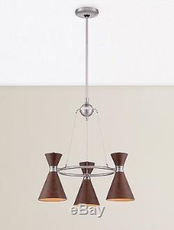 Jonathan Adler Havana Stilnova STYLE Mid Century Modern Chandelier Pendant NEW
