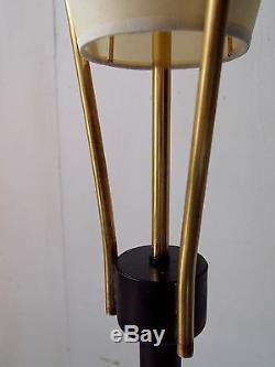 Lampadaire 1950 luminaire light lamp 50 floor lamp mid century stilnovo vintage