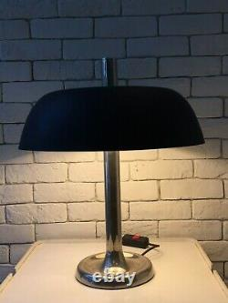 Mid-Century Hillebrand Lighting Table Lamp Model 7377, Eames, Space age