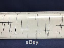 Mid Century Modern Bathroom Wall Light Bent Glass U Bar Chrome Plug Hashtag 24