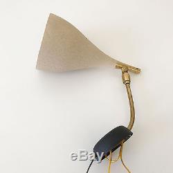 Mid Century Modern COSACK Wall Lamp SCONCE Light Kalff SARFATTI Arteluce ERA