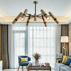 Mid Century Modern Chandelier Light Ceiling Pendant LED Lamp Fixture Spotlight