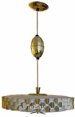 Mid Century Modern Light Craft Of Ca
