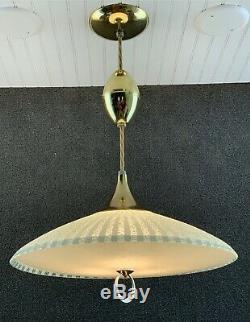 Mid Century Modern Moe Light Pull Down Chandler Light Fixture 19