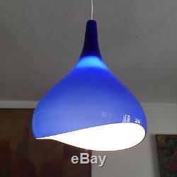 Mid Century NORDISK SOLAR Hanging Light PENDANT LAMP Denmark FOG & MORUP Era