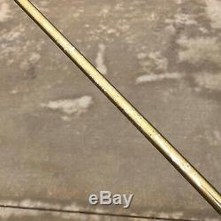 Mid Century Orn Eyball Floor Lamp Adjustable MCM Ball Light Sonneman