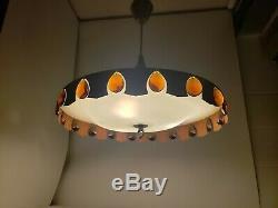 Moe Bridges Mid Century Modern Retro Lancelot pendant chandelier Light Fixture
