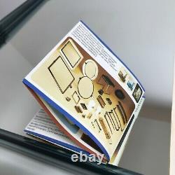 NOS Allibert Mirror, 1970s Iconic Mirror, New In A Box Allibert Mirror