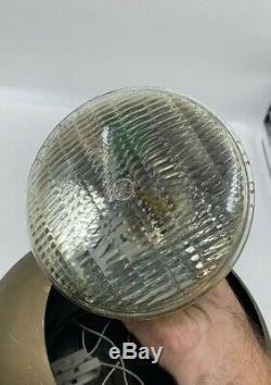 PAIR Mid-Century Modern Space Age Ceiling Light Industrial Eyeball Spotlight