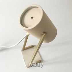 RARE Mid Century TABLE LAMP Desk Light KAISER LEUCHTEN Arteluce STILNOVO Era