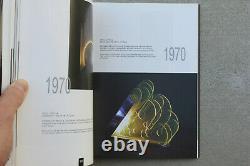 Scarce Italian LIGHT Space Age Book 60s 70s Mid Century Modern Eames Panton Era