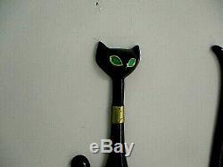 Sexton Siamese Cats MID Century Modern