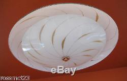 Vintage Lighting Mid Century Modern ceiling fixture. I HAVE MORE