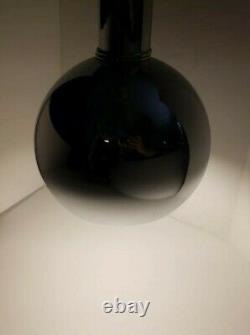 Vintage Space Age Chrome Pendant Light Sonneman Kovacs Style Modern Mid Century