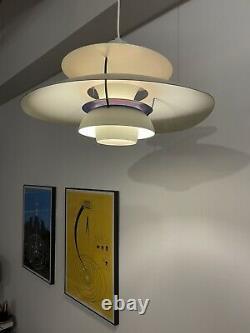 Vtg. Danish Louis Poulsen PH5 Pendant Light Pendant Lamp Midcentury